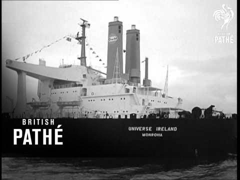 Selected Originals - Largest Oil Tanker (1968)