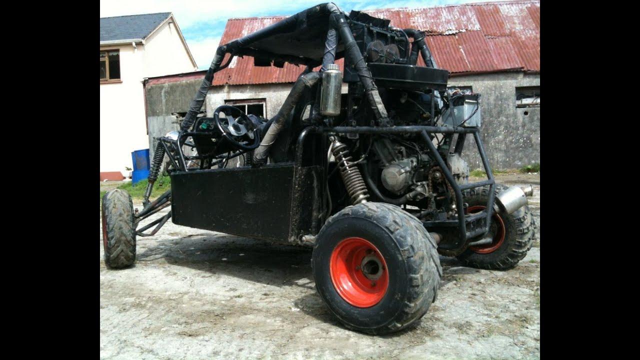 Joyner buggy with 600 CBR (SOLD)