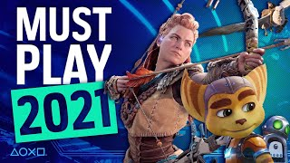 20 PlayStation Games Y๐u Must Play In 2021 And Beyond!