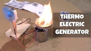 Thermoelectric Generator Kit thumbnail