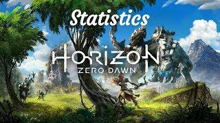 Horizon Zero Dawn™: Complete Edition_Статистика.