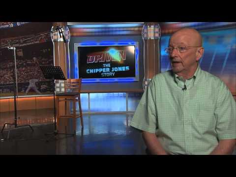 Pete Van Wieren Talks Chipper Jones as First Pick for DRIVEN: The Chipper Jones Story