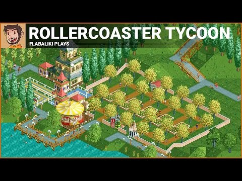 Let's Play - RollerCoaster Tycoon