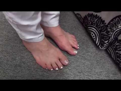 mature soles ticklish