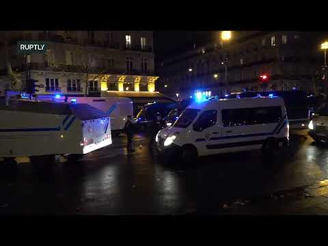 LIVE: New round of protests against global security bill, islamophobia hits Paris