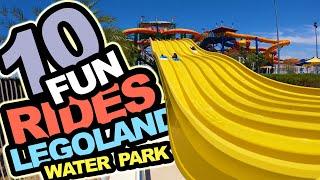 Legoland Water Park Dubai - 10 Fun Rides To Watch Before e You Go!