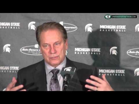 Michigan State 71 Louisville 67: Tom Izzo