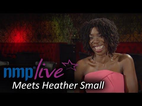 NMP Live Meets Heather Small - Award Winning Singer Song Writer