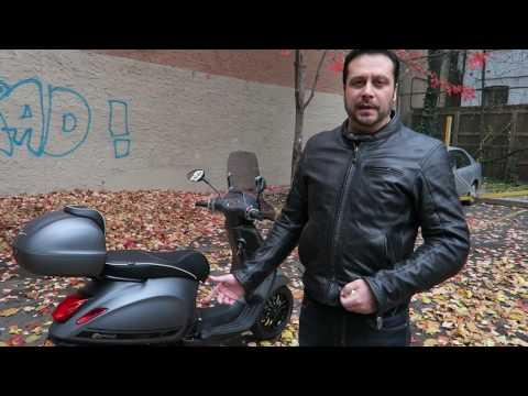 Customer Testimonial: Elton's Custom Vespa Sprint