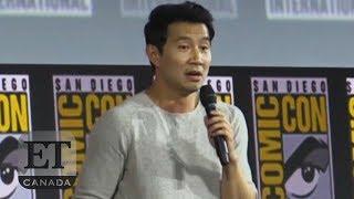 Simu Liu Reacts To 'Shang-Chi' Casting