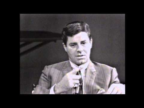 Jerry Lewis on his childhood and career pt. 1