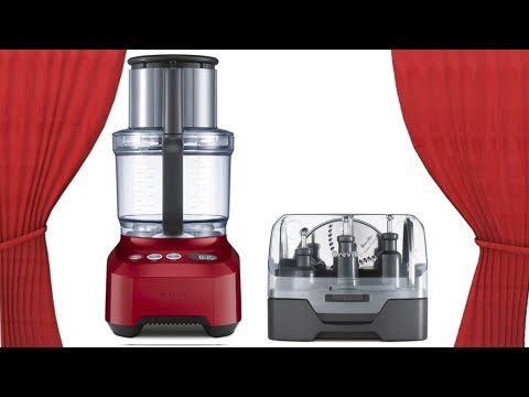 breville kitchen whizz pro food processor unboxing first look and review - Breville Food Processor