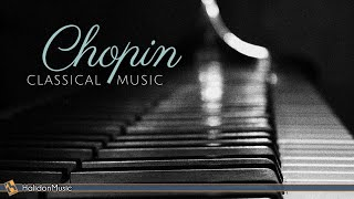 Chopin - Classical Piano Collection | New Talent: Noah Johnson