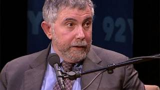 Krugman on Jobs: New Grads Will Bear Scars of Crisis