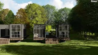 I Will Do Architecture And Bim Modeling In Revit Quickly - 3d Modeling & Rendering Services