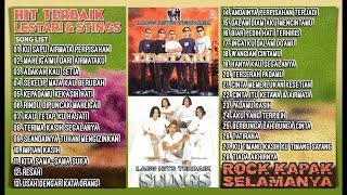 Koleksi Lagu Slow Rock Stings & Lestari 🎸 Rock Kapak 80an - 90an Malaysia Terbaik [Full Album]
