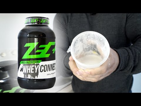 Zec+ Whey Connection Review - Hält es was es verspricht?