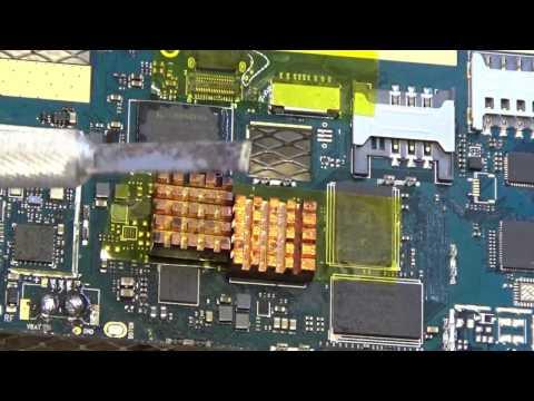 Замена eMMC памяти на планшете Cube U51GT-C8. Прошивка и восстановление IMEI