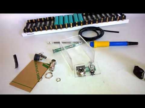 DIY Mini HAKKO T12 Soldering Iron