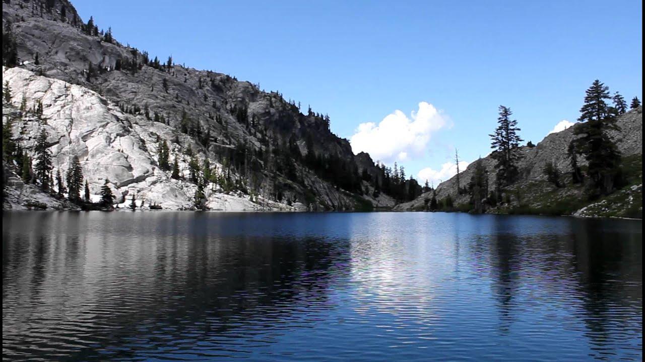 Big Blue Lake (Russian Wilderness, CA) - YouTube