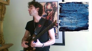 Karl Clews on bass - Hold Back The River by James Bay (solo bass arrangement)