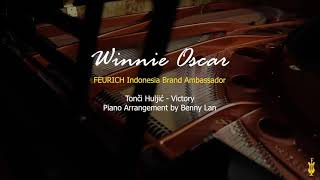 Victory Cover by Winnie Oscar for FEURICH Indonesia