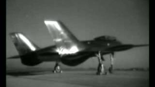 navy tests chance vought xf7u 1 twin jet fighter 1948 11 22