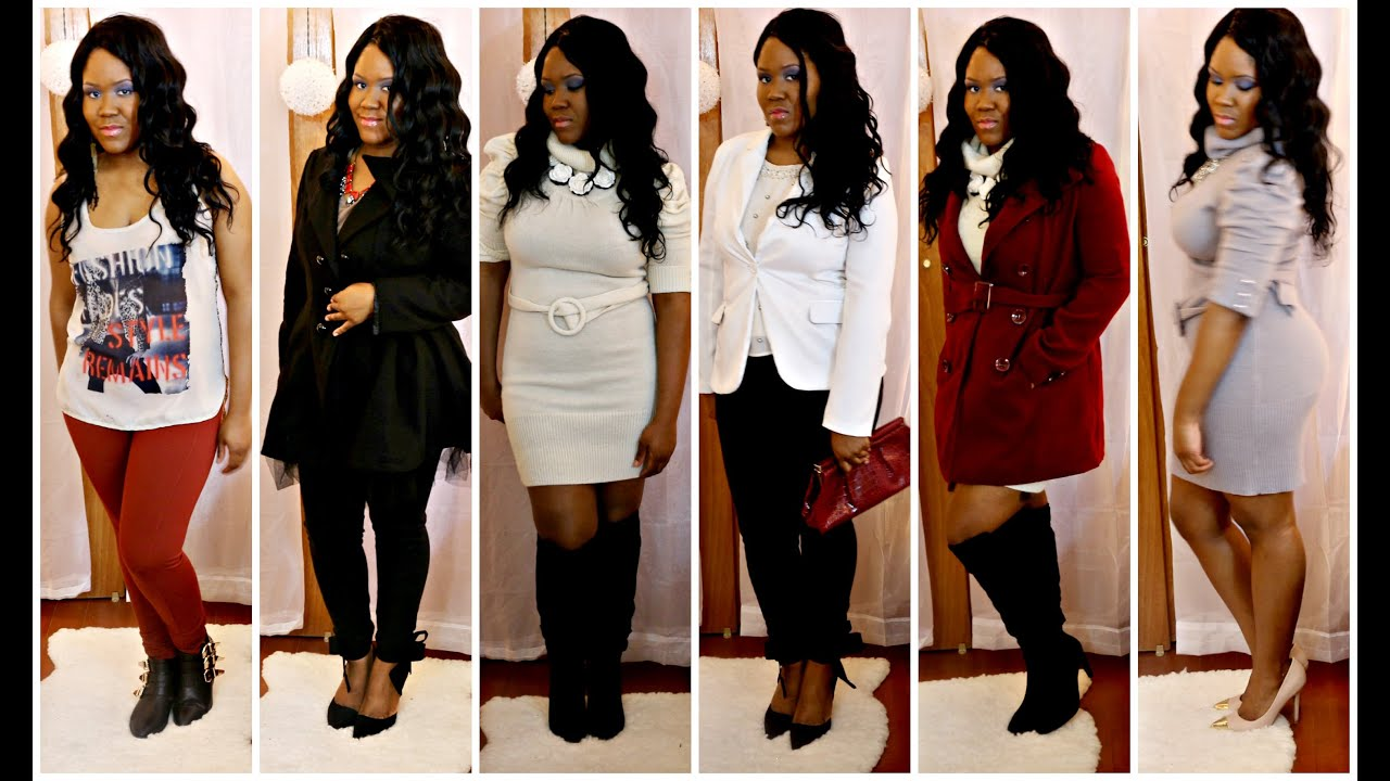 december lookbook holiday party outfit ideas youtube