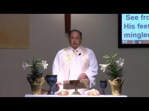 170416 부활절 성만찬 Program