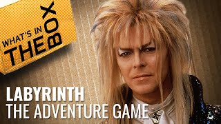 Unboxing - Labyrinth The Adventure Game  RiverHorse
