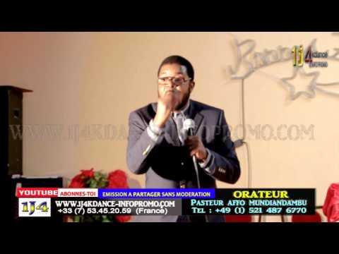 """""""Es-tu bien équipé pour bien servir Dieu ?"""" avec Pasteur Affo Mundiandambu"""