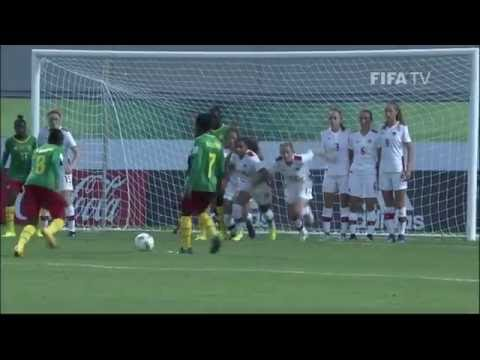 Match 4: Cameroon v Canada - FIFA U-17 Women's World Cup 2016