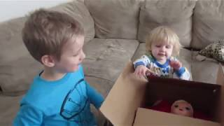 Nintendo DS Christmas Gift Prank
