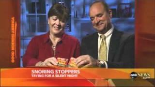 PureSleep Snoring Stopper on Good Morning America