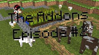Minecraft | The Addons Ep #2 | BIOME CHAMIGNON AU CALME ! #OKLM