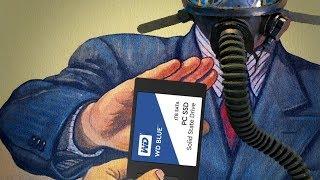 SSD диск НЕ НУЖЕН СТАЛКЕРУ
