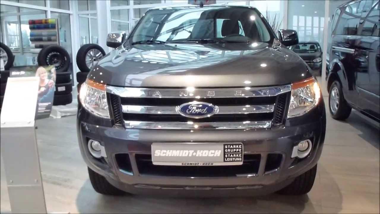 Ford Raptor For Sale >> 2014 FORD Ranger 2.2 XLT Exterior & Interior * see also ...