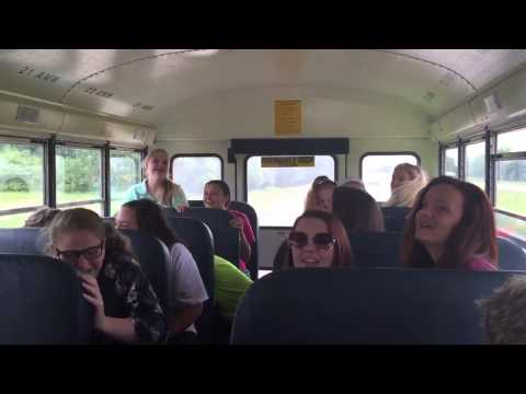 Sausage Song twist, on school bus