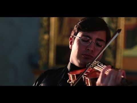 Demirhan Gökbudak, J.S.Bach Solo Violin Sonata No.2 In A Minor BWV 1003
