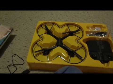 Sharper Image Dx 3 Video Drone Review Youtube