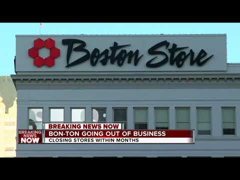 Bon-Ton stores to be liquidated after bankruptcy auction