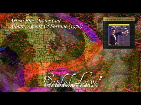Sinful Love - Blue Oyster Cult (1976) Remaster HD Video ~MetalGuruMessiah~