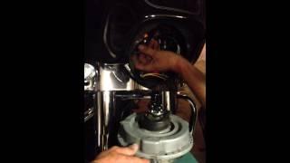 headwinds h4 led headlight bulb 8 9030 h4 installation on flht electra glide