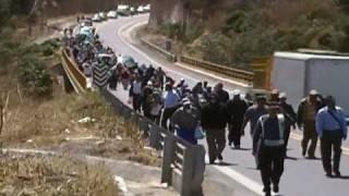 CDMP: Caravana Región Izucar de Matamoros, Puebla.