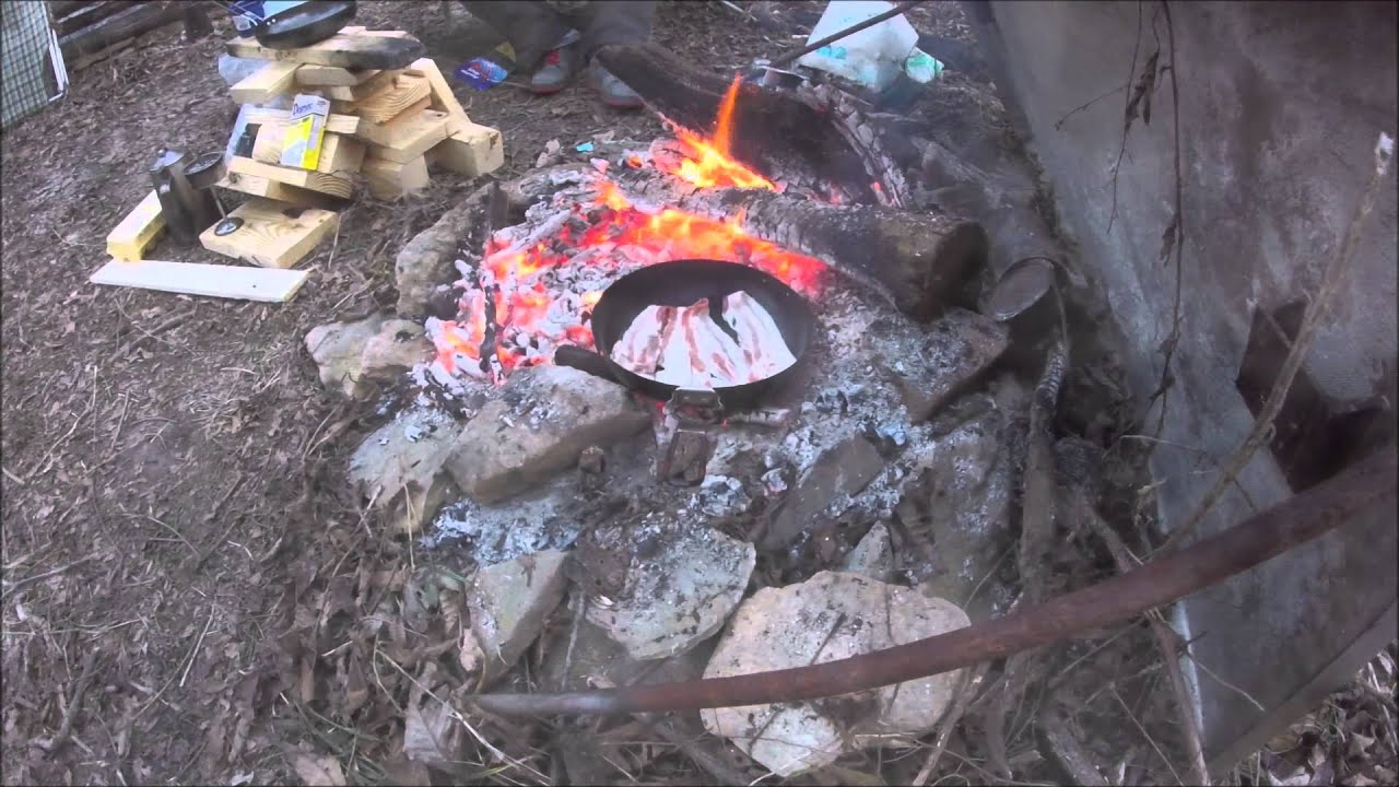 winter camping in the bluegrass~~Wild Kentucky - YouTube