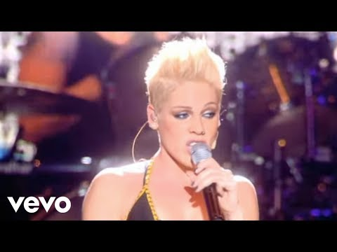 P!nk - Get the Party Started (from Live from Wembley Arena, London, England) ft. Redman