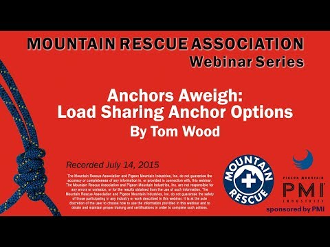 MRA Webinar Series – Anchors Aweigh: Load Sharing Anchor Options