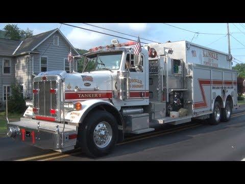 2017 Noxen,PA Fire Company Annual Firetruck Parade  6/17/17