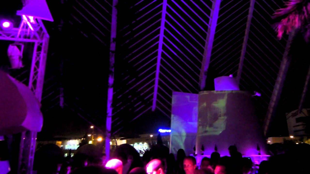 Clubbing In Valencia L Umbracle Terraza