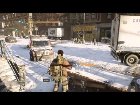 Tom Clancy's The Division Reservoir Dogs easter egg